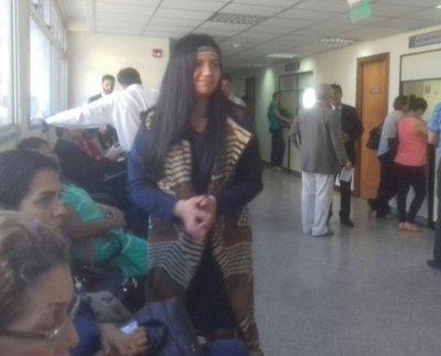 Nativa Ishir juró como abogada
