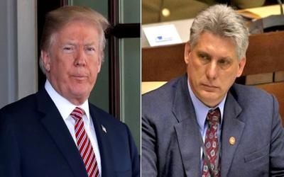 """EE.UU exigió al nuevo presidente de Cuba que """"termine con la represión"""""""