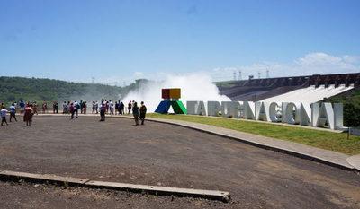 Complejo Turístico de Itaipu permanecerá cerrado el 22 de abril
