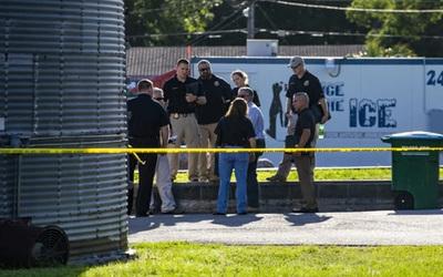 Dos policías fueron asesinados en un restaurante de Florida