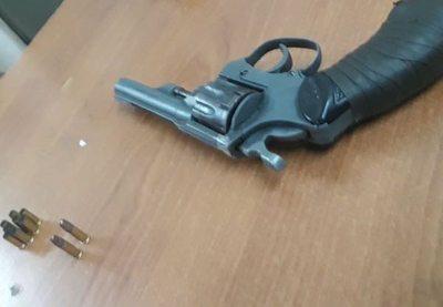 Le detuvieron a un pistolero tuichaitére