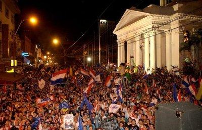A 10 años del histórico triunfo de la oposición