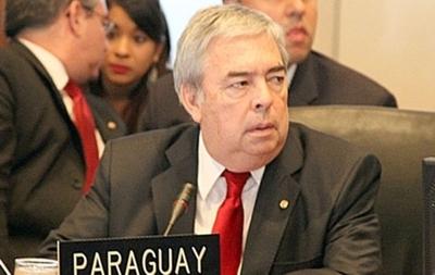 Embajador defendió a Paraguay de arbitraria sanción