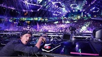 Murió a los 28 años el DJ sueco Avicii