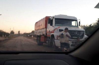 Politizan entrega de víveres en el Chaco