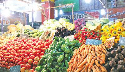 Suben precios de tomate y cebolla