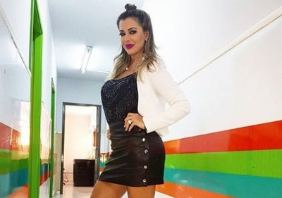 "Marly Figueredo trató de ""molde vai"" y ""resentida"" a una cibernauta"