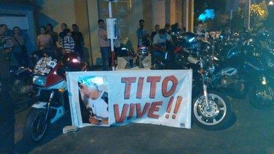 """Claman justicia para """"Tito"""""""
