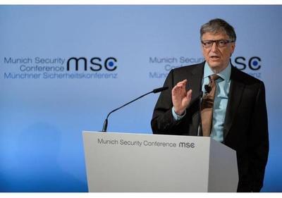 Bill Gates apunta a educación y salud para lograr igualdad