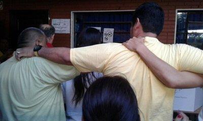 Hurreros de Daher agreden a periodistas