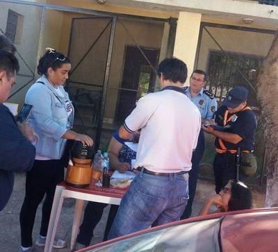 Supuesto apoderado de la Alianza fue detenido en Alto Paraná