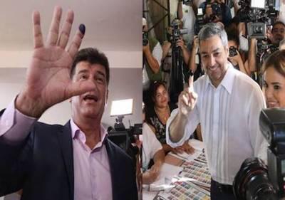 """Pese a estrecho margen, Marito está """"más alegre"""" en el conteo de votos"""