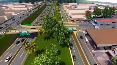 Construcción de viaductos  en Km 7 se iniciarán en julio