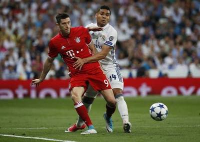 Semifinales y el dato que preocupa al Bayern