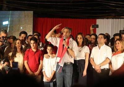 EE.UU., España, Brasil y Perú felicitan a Marito Abdo por su triunfo