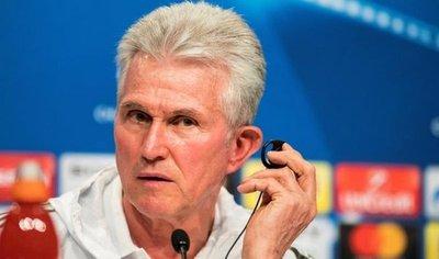 Heynckes: Soy gran admirador de Zidane, es un entrenador modélico