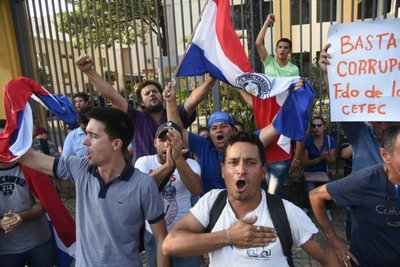 Paraguayos se manifestarán en Argentina