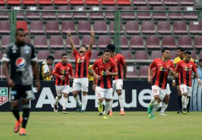 Lara recobra semblante en Copa Libertadores