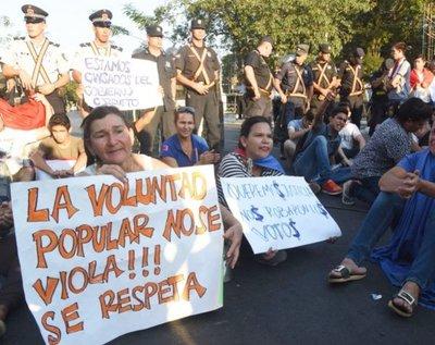 ANR se planta a favor del TSJE y no reconoce denuncias de la oposición