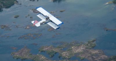 Aviones antiguos volarán sobre la Triple Frontera