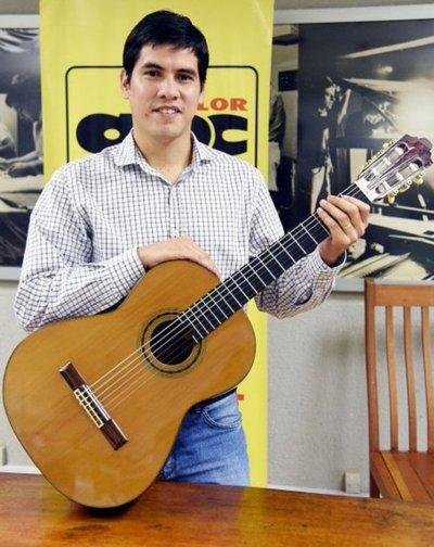 """""""Guitarras hermanadas"""" entre Argentina y Paraguay"""