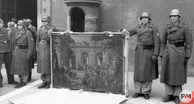 Portal recopila obras de arte extraviadas de Mosse
