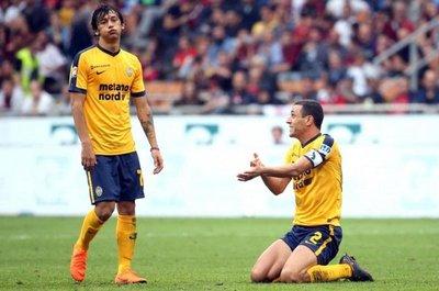 Hellas Verona, a la Serie B