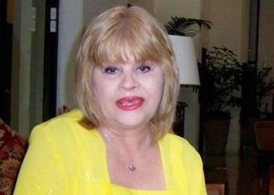 Fallece Susana Ibáñez Rojas, expresentadora y pionera en los noticieros de TV