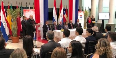 Presentaron la Expo 2018 al cuerpo diplomático