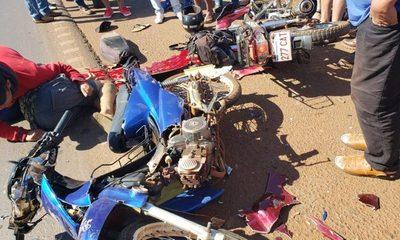 Menor muere en accidente