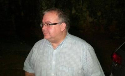 """HOY / Ullón desmiente """"categóricamente"""" que Marito lo nombre como ministro de Obras"""