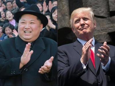 Kim Jong-un y Donald Trump se encontraran el 12 de junio en Singapur