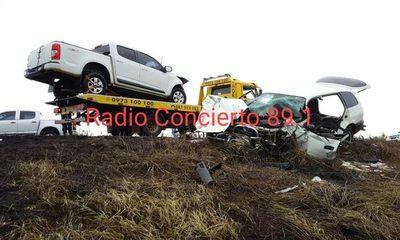 Bache ocasiona fatal accidente en Santa Fe