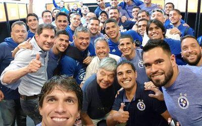 Sol de América pierde, pero avanza en la Sudamericana