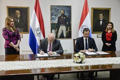 Paraguay contará con misión permanente de la Cruz Roja Internacional