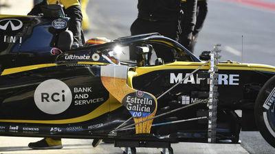 Carlos Sainz segundo en Montmeló, y Vandoorne, discreto