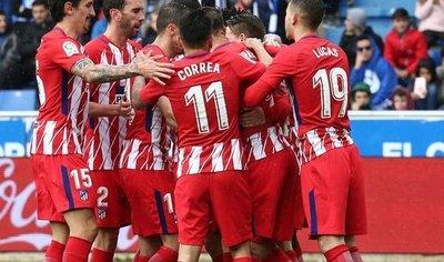 El Atlético de Madrid y el Marsella juegan la final de la Europa League