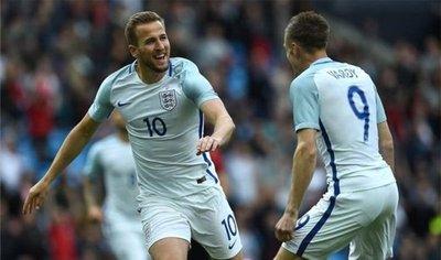 Los 23 de Inglaterra para el Mundial