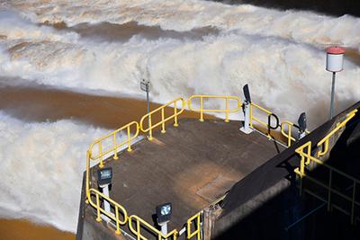 Itaipu supera 40 millones de MWh de generación acumulada
