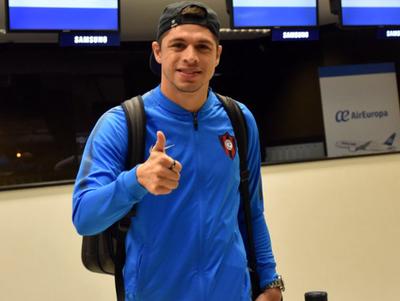 """""""Cumplimos con uno de los objetivos"""", dijo Rodrigo Rojas"""