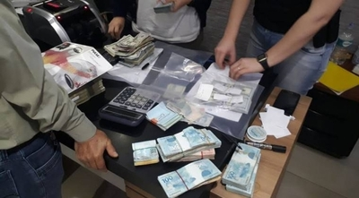 """HOY / Fiscalía habla de """"resultados importantes"""" en caso de lavado de dinero en CDE"""