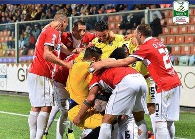 ¡El Parma volvió a primera!