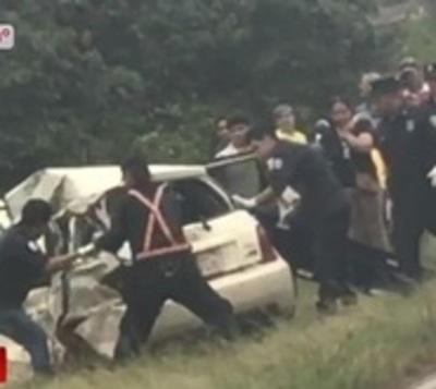 Cuatro fallecidos tras accidente en Itá