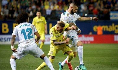 Real Madrid empata y ya piensa en la final de la Champions