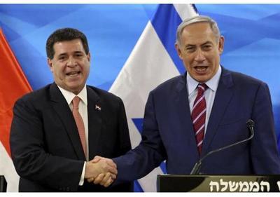 Cartes parte esta noche a Israel para inauguración de embajada en Jerusalén