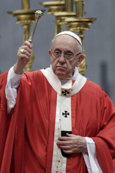 """El Papa pide a Venezuela tener """"sabiduría"""" para encontrar la paz"""