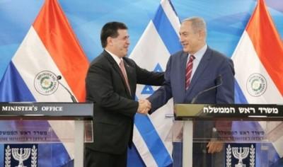 Cartes parte a Israel para inauguración de Embajada