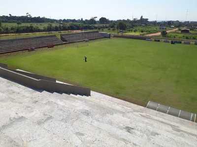 Inaugurarán obras en estadio de San Pedro