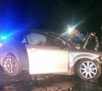 Extranjero muere en accidente de tránsito