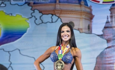 HOY / Paraguay cuenta con su primera atleta Bikini Fitness profesional